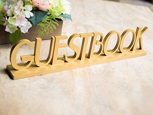 Wedding Guestbook Sign Great Gatsby Vintage Standing
