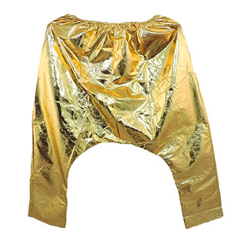 Rubie's Old School Original MC Gold Zubaz Costume Pants