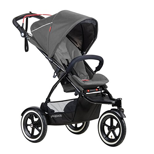 phil&teds Sport Stroller, Graphite by philandteds