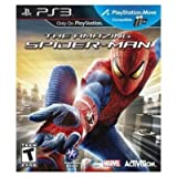 Activision Blizzard 84347 The Amazing Spiderman for Playstation 3 Move by Activision