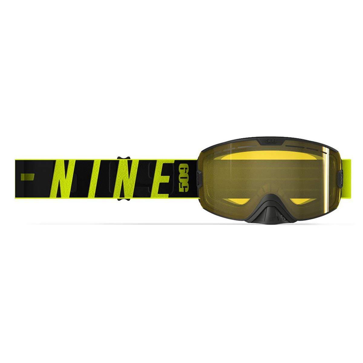 509 Kingpin Ignite Goggle (Black/Hi-Vis) by 509 (Image #1)