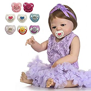 1 x Magnetic Dummy Set for Baby Doll, Magnetic Dummy – Children's Toys, Age 1, Age 2, F: 6