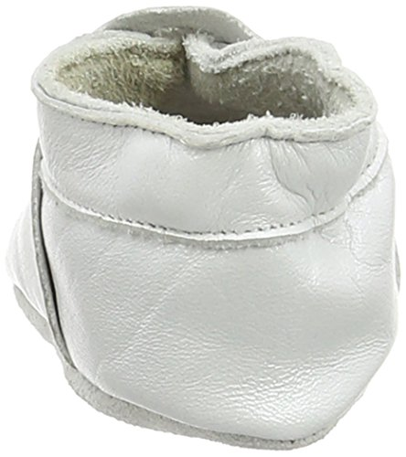 Care 550008 - Zapatos Bebé niños, color Blanco (Natural white 109), talla 25 (talla del fabricante: 25/26)