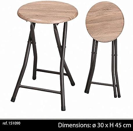 Pliant Pliable Tabouret De Bar Design Industriel Chaise