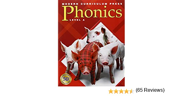 Amazon.com: Modern Curriculum Press Phonics: Level A ...