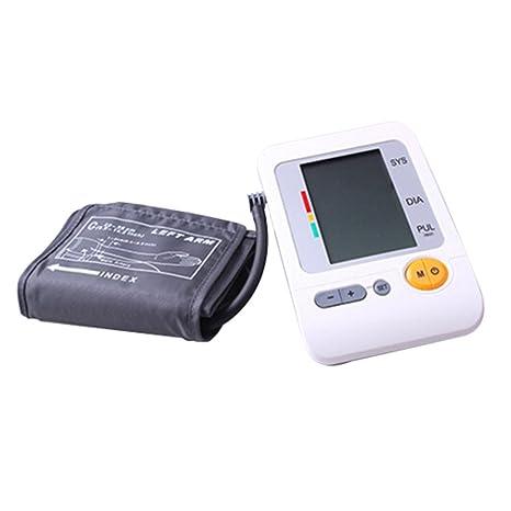 KAIDINUR Supervisar di pressione Sanguigna, Digitale Superiore braccio esfigmomanómetro por casa con ampio Pantalla LCD