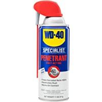 WD40 300004 Specialist Penetrant Spray Smart Straw - 11 oz.