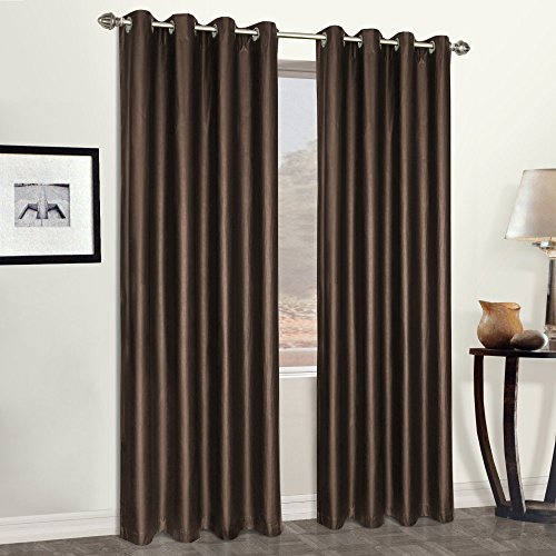 leather curtain panels - 5