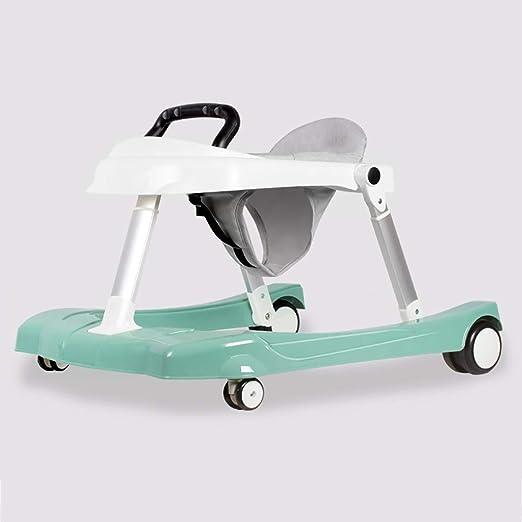 LFY Andadores para bebés, antivuelco Plegable, Ayuda para bebés ...