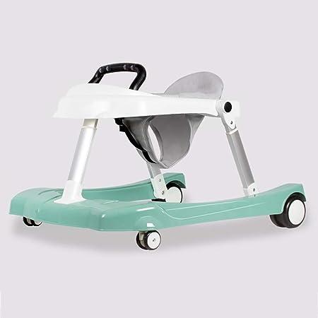 LFY Andadores para bebés, antivuelco Plegable, Ayuda para ...