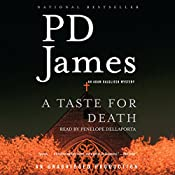 A Taste for Death | P. D. James