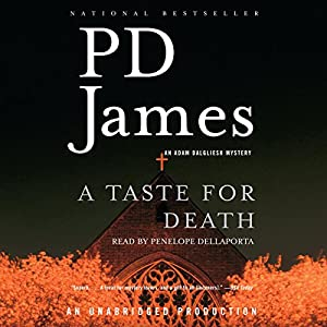 A Taste for Death Audiobook