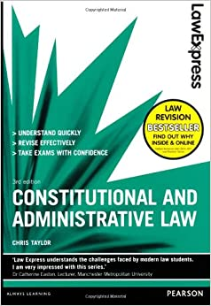 Law Express Constitutional And Administrative Law Revision Guide