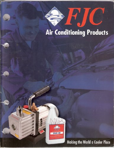 FJC Air Conditioning Products Catalog- FJC-06 Fjc Air