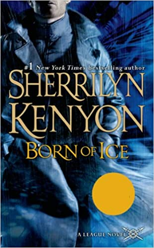 Book Born of Ice: The League: Nemesis Rising
