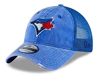 """New Era Toronto Blue Jays MLB 9Twenty Tonal Washed 2"""" Adjustable Meshback Hat"""