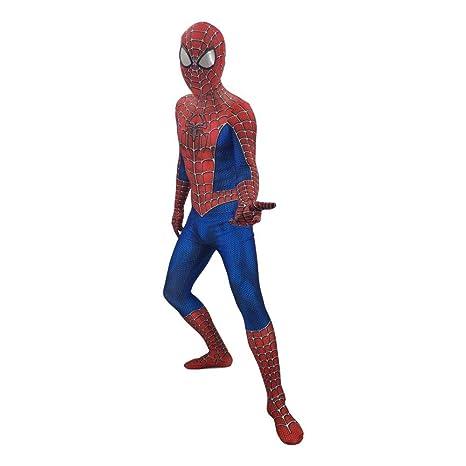KOUYNHK Hero Catcher 3D Telarañas Araña 3D Traje Increíble ...