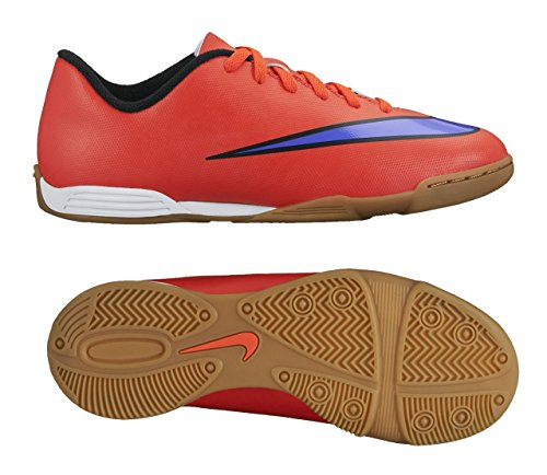 Nike - Mercurial Vortex II Junior IC - Color: Arancione - Size: 37.5