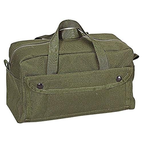 Rothco Nylon Mechanics Tool Bag, Olive Drab