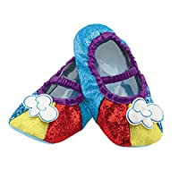 Rainbow Dash Slippers -Child