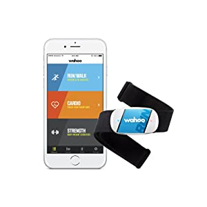 Wahoo TICKR Run Heart Rate Monitor For iPhone and Android