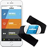 WahooFitness TICKR RUN - activity trackers (Clip-on, Wireless, Blue, White, Plastic, Android, iOS, Apple)