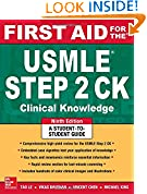 #3: First Aid for the USMLE Step 2 CK, Ninth Edition (First Aid USMLE)