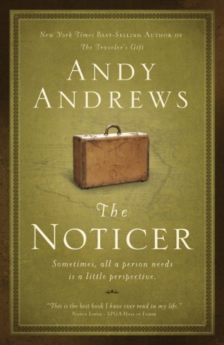 The Noticer: Sometimes, all a person needs is a little perspective cover