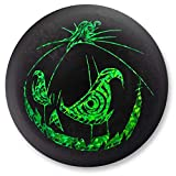 #10: Innova Limited Edition 2018 Halloween Pumpkin Stamp DX RocX3 Mid-Range Golf Disc