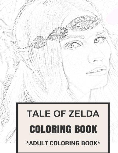 zelda coloring book - 5