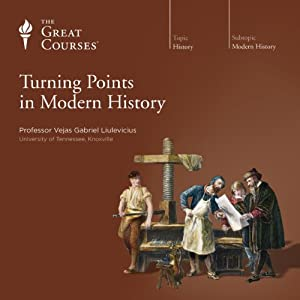Turning Points in Modern History Vortrag
