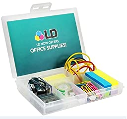 LD Products Personal Mini Office Supply Kit
