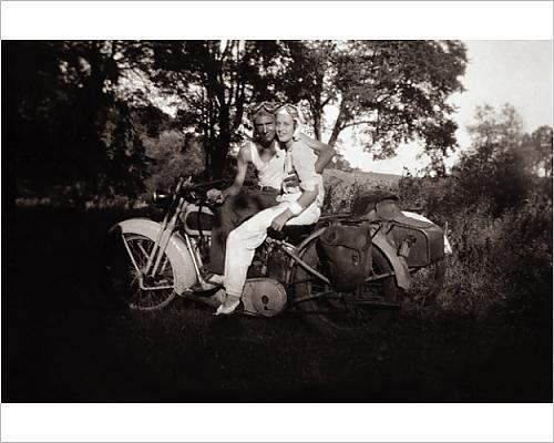 1950S Motorcycle Helmets - 5