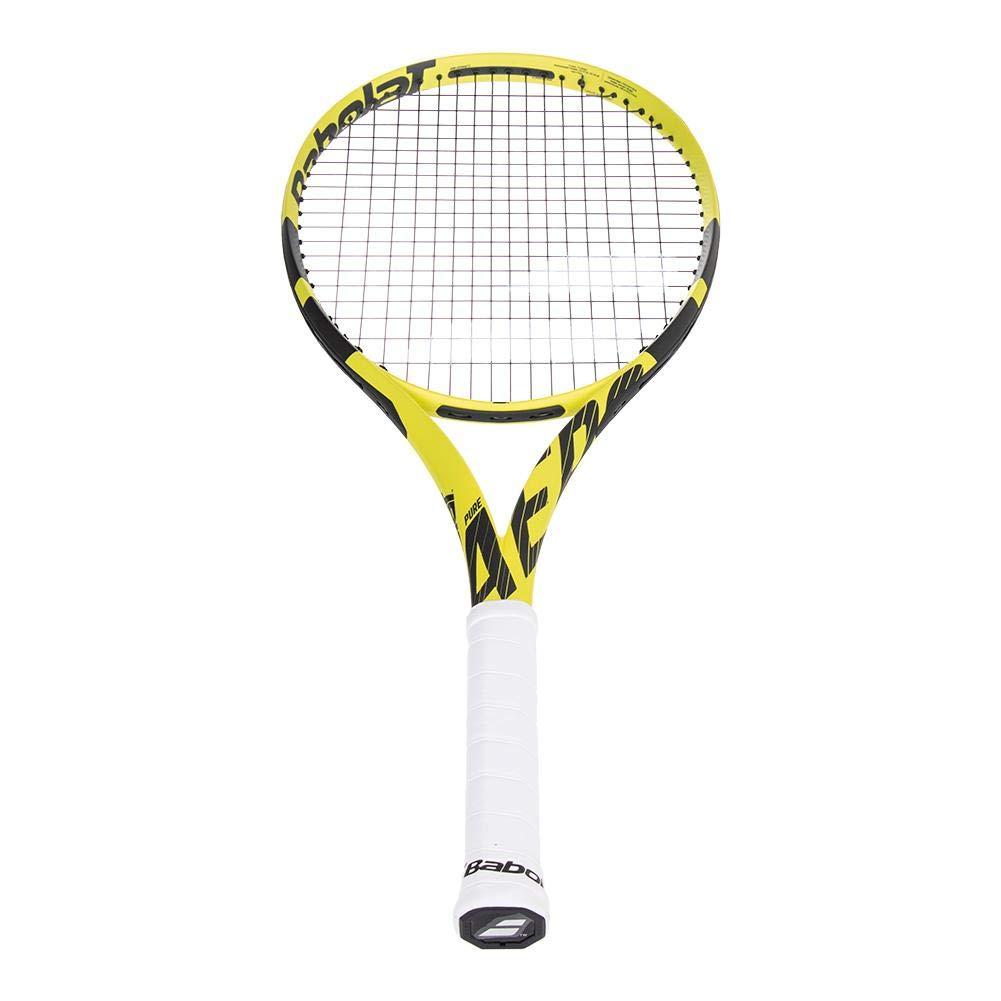 Pure Aero Lite U Nc tennis racket Babolat yellow//black 4 3//8 - L3