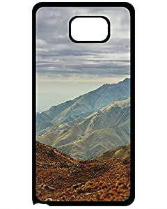 New Style New Arrival Premium Mini Case Cover For Samsung Galaxy Note 5 (Mountains in clouds) 5380526ZE891344714NOTE5