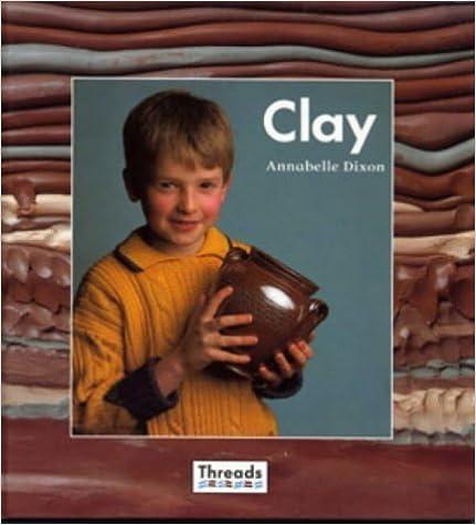 Book Clay (Threads) by Annabelle Dixon (1989-11-09)