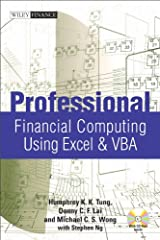 Professional Financial Computing Using Excel and VBA (Wiley Finance Book 763) Kindle Edition