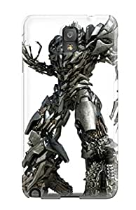 New Arrival Premium Note 3 Case Cover For Galaxy (megatron)