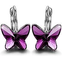 Brilla Gifts Women Hoop Earrings Fashion Jewelry Set