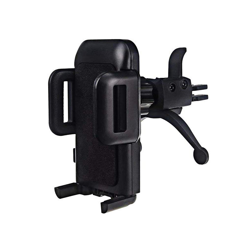 Dinly Universal Air Vent GPS Cell Phone Holder Mount for iPhone X//8//7//7P//6s//6P//5S Galaxy S5//S6//S7//S8//S9,Note8 F97