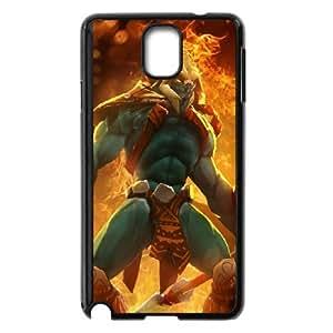 dota 2 jakiro Samsung Galaxy Note 3 Cell Phone Case Black PSOC6002625618107