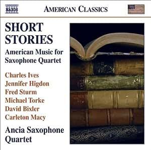 Short Stories: American Music