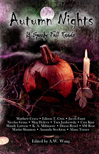 Autumn Nights: 13 Spooky Fall Reads