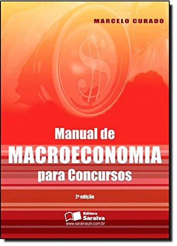 Manual de Macroeconomia para Concursos