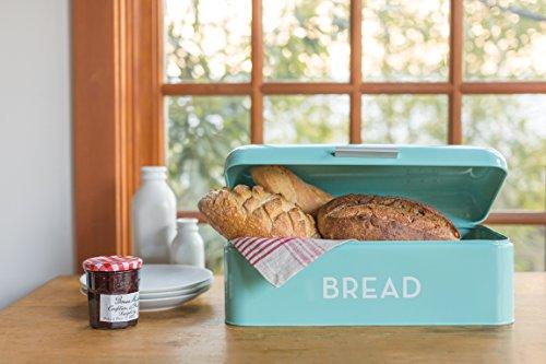 Now-Designs-Bread-Bin-Turquoise-Blue