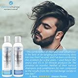 DermaChange Platinum Hair Growth Shampoo With Vitamins To Make Hair Grow Fast Argan Oil And Biotin To Support Regrowth Reduce Thinning And Hair Loss For Men And Woman
