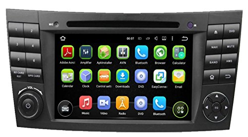 Android Lollipop Player Navigation Mercedes product image