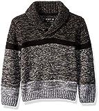 #8: Retrofit Sportswear Little Boys (4-7) Button Shawl Sweater,