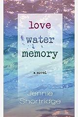 Love Water Memory Library Binding