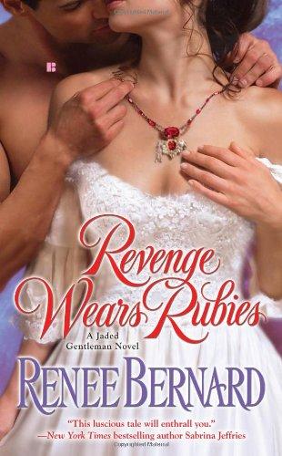 book cover of Revenge Wears Rubies